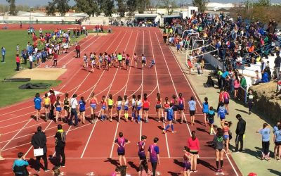 2º Jornada de Atletismo en Pista