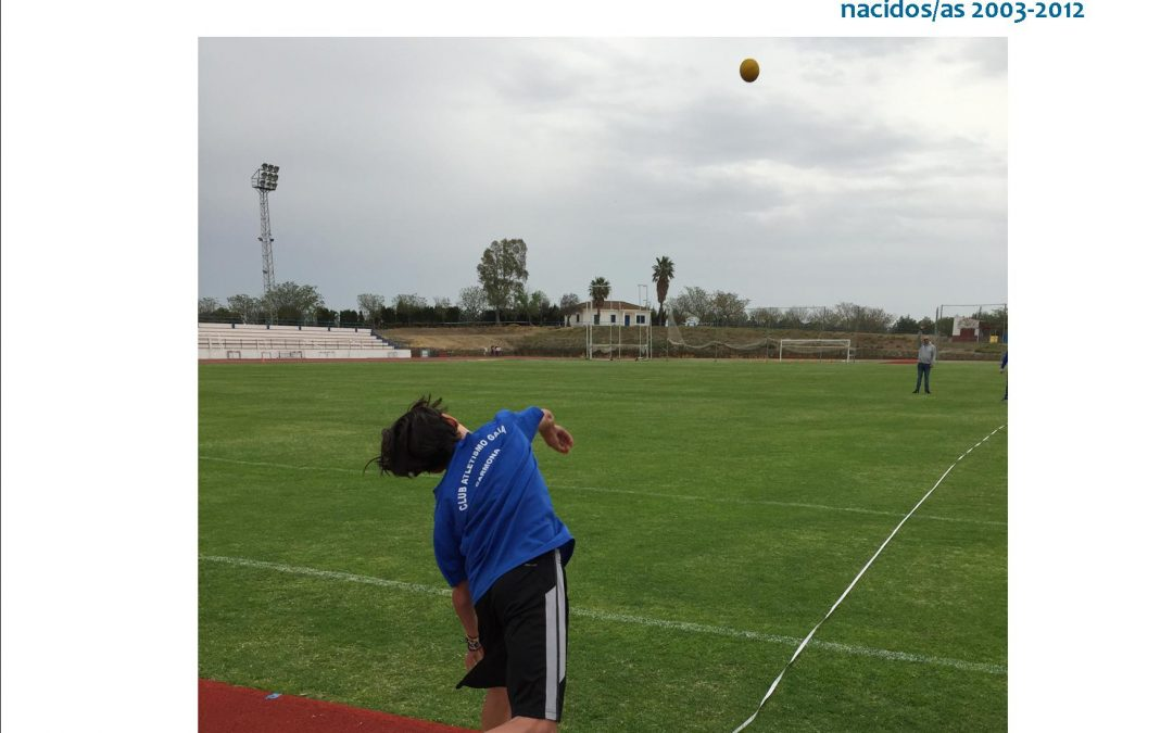 Jornada de Atletismo para Escolares