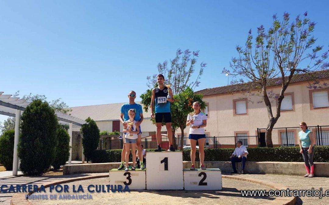 Premio en la IV Carrera por la Cultura