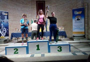 Premio en el Duatlon de La Puebla