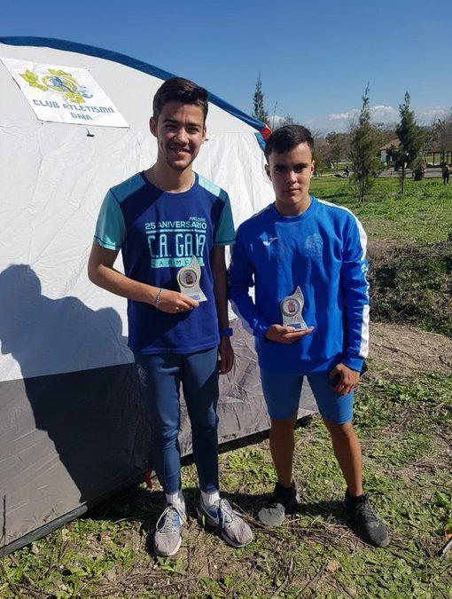 2º Jornada de circuito provincial de Campo a Través CROSS