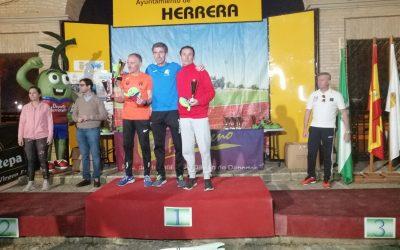 Premio en el Duatlon de Herrera